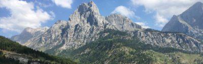 Ruig berglandschap